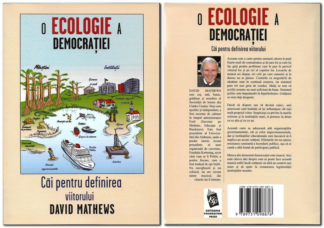 ecologia democratiei