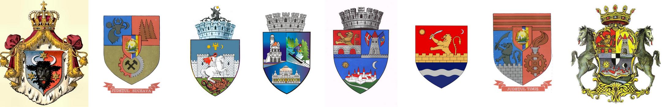 Bucovina Banat heraldica