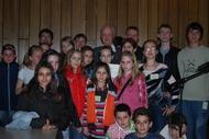 Domnul Walter Schmidt si copii