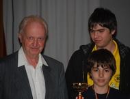 Domnul Schmidt, Alexandru Nae,